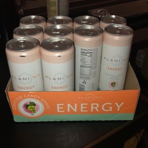 Pack of Alani Nutrition Energy